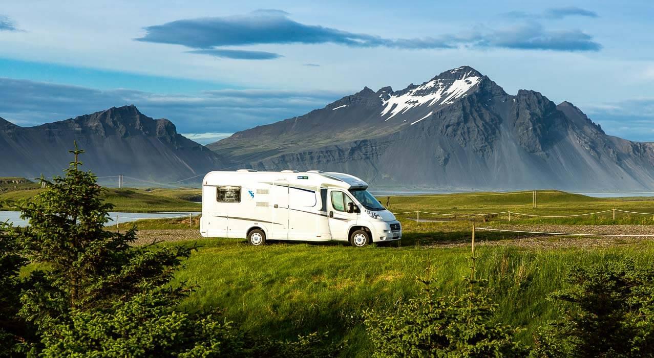 Camper und Wohnmobile - Island - Island Tours